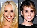 Go Behind the Scenes at Emma Roberts & Hayden Panettiere's Neutrogena Photo Shoot