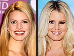 Jessica Simpson's Changing Looks!