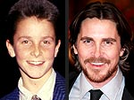 Christian Bale's Changing Looks!
