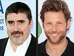 Alfred Molina vs. Jamie Bamber: It's an Olympics Smackdown!