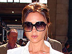 Victoria Beckham Goes Shopping with Son Romeo | Victoria Beckham
