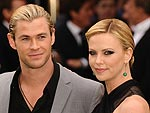 Happy Birthday to Snow White and the Huntsman Stars Charlize Theron and Chris Hemsworth