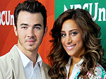 Kevin and Danielle Jonas Get Advice from Kim Kardashian