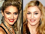 Madonna's Changing Looks