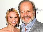 Kelsey Grammer Describes His First Moments with Baby Faith