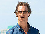 Off-Duty Hollywood: The McConaugheys Have a Family Outing in N.Y.C. | Matthew McConaughey
