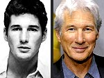 Richard Gere&#39;s Changing Looks