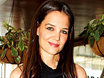 Katie Holmes Celebrates a Swingin' Single Birthday