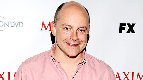 Rob Corddry's (Hilarious) Emmy Prep