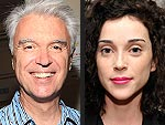 David Byrne & St. Vincent Open Up About Their Brassy Collaboration