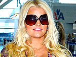 Jessica Simpson Takes Flight with Daughter Maxwell