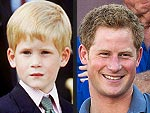 Prince Harry&#39;s Changing Looks