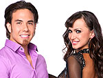 Apolo Ohno and Karina Smirnoff Explain Their Chemistry