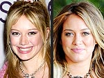 Hilary Duff&#39;s Changing Looks