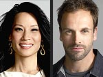 Jonny Lee Miller & Lucy Liu Do Sherlock Holmes – with a Twist