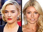 Happy Birthday Kate Winslet and Kelly Ripa