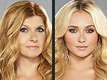 Connie Britton and Hayden Panettiere Introduce Their New Show, Nashville