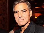 George Clooney Brakes for Fans Outside His N.Y.C. Hotel