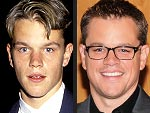 Matt Damon's Changing Looks!