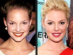 Katherine Heigls Changing Looks!