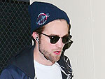 Robert Pattinson Goes Solo in Sydney | Robert Pattinson