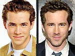 Ryan Reynolds's Changing Looks! | Ryan Reynolds