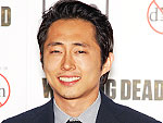 Steven Yeun Talks Behind-the-Scenes 'Fun' on The Walking Dead