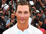 No Shirts Required at Matthew McConaughey's Birthday!