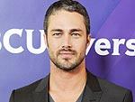 "Taylor Kinney Reveals How He ""Beefed Up"" for Chicago Fire"