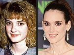 Winona Ryder's Changing Looks!