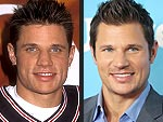 Nick Lachey's Changing Looks