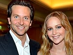Bradley Cooper Tries Out His Moves on Jennifer Lawrence