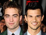 Rob Pattinson Tried to Steal Edward's Volvo from the Set | Robert Pattinson, Taylor Lautner
