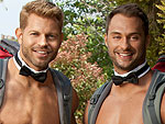 The Amazing Race's Jaymes & James on Travel – and Taking It Off