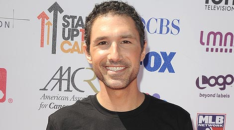 How Ethan Zohn Is Raising Money with His Mustache