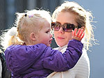 Amy Adams Has a Play Date with Aviana | Amy Adams