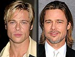 Brad Pitt&#39;s Changing Looks!