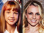 Britney&#39;s Changing Looks