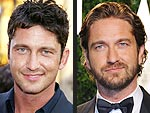 Gerard Butler's Changing Looks