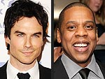 Happy Birthday to Ian Somerhalder and Jay-Z