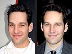 Paul Rudd's Changing Looks