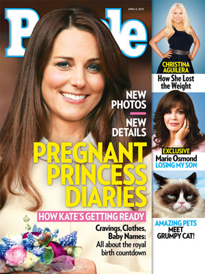  photo | Babies, Christina Aguilera, Kate Middleton Cover, The British Royals, Kate Middleton, Marie Osmond