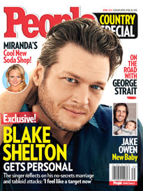 The Many Sides of Blake Shelton