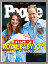 The Royal Baby: All Hail the Little Prince!