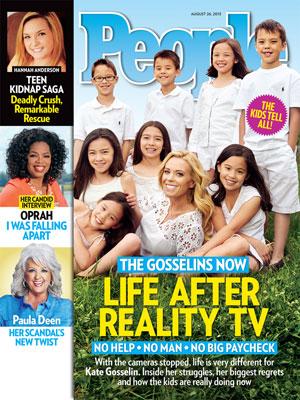 photo | Kidnapping, Gosselins On Cover, Hannah Anderson, Jon Gosselin, Kate Gosselin, Oprah Winfrey, Paula Deen