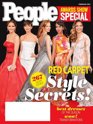 photo | Jennifer Lawrence Cover, Jennifer Lopez Cover, Red Carpet, Anne Hathaway, Jennifer Lawrence, Jennifer Lopez, Jessica Chastain, Kerry Washington