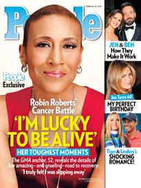 Robin Roberts: My Dark Days, My Brave Fight