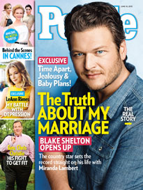Blake Shelton: 'I Have Nothing to Hide'