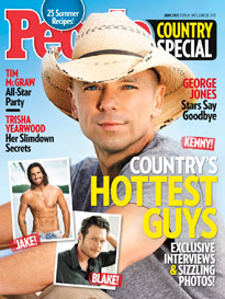 2013: Hot Guys of Country Music