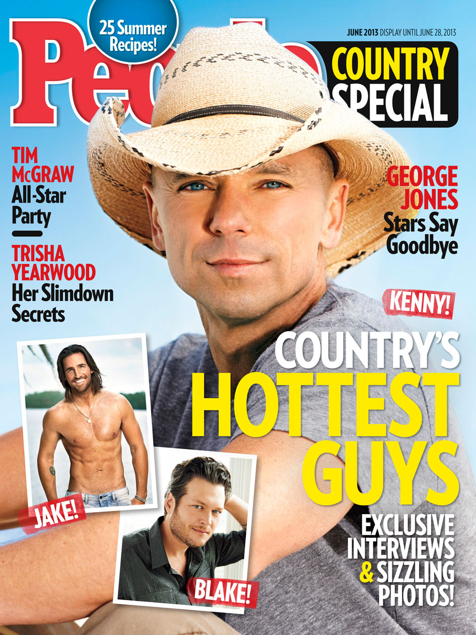 photo | Kenny Chesney Cover, Blake Shelton, Jake Owen, Kenny Chesney